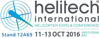 ASF Engineering GmbH will exhibit on the HELITECH International 2016 Amsterdam