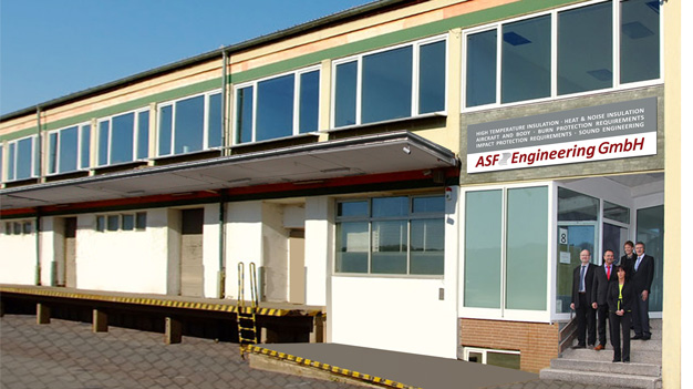 ASF Engineering GmbH - Photo of our branch Göttingen