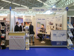 ASF Engineering GmbH - Photo Gallery HELITECH International 2014 in Amsterdam - Foto 05