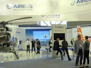 ASF Engineering GmbH - Photo Gallery HELITECH International 2014 in Amsterdam - Foto 07