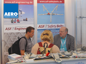 ASF Engineering GmbH - Photo Gallery AERO 2018 Friedrichshafen - Foto 12
