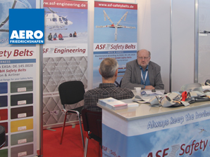 ASF Engineering GmbH - Photo Gallery AERO 2018 Friedrichshafen - Foto 02