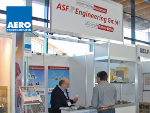 ASF Engineering GmbH - Photo Gallery AERO 2018 Friedrichshafen - Foto 06