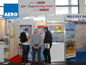 ASF Engineering GmbH - Photo Gallery AERO 2018 Friedrichshafen - Foto 08