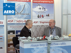 ASF Engineering GmbH - Photo Gallery AERO 2019 Friedrichshafen - Foto 14