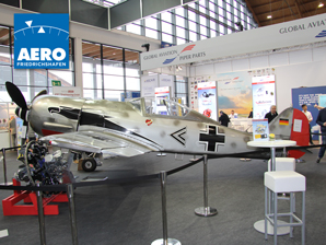 ASF Engineering GmbH - Photo Gallery AERO 2019 Friedrichshafen - Foto 01