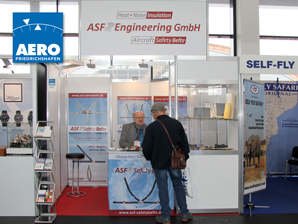 ASF Engineering GmbH - Photo Gallery AERO 2019 Friedrichshafen - Foto 08